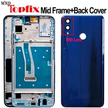 Cover Replacement-Spare-Parts Back-Battery Honor Huawei 10-Lite-Housing Middle for Honor/10-lite-housing/Middle/Front-bezel-frame-plate