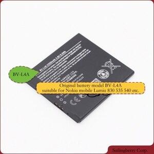 Оригинальный аккумулятор, подходящий для NOKIA-mobile Lumia 830 535 540 и т. Д., с аккумулятором, модельная модель, для моделей, на возраст от 1 года до 4 лет