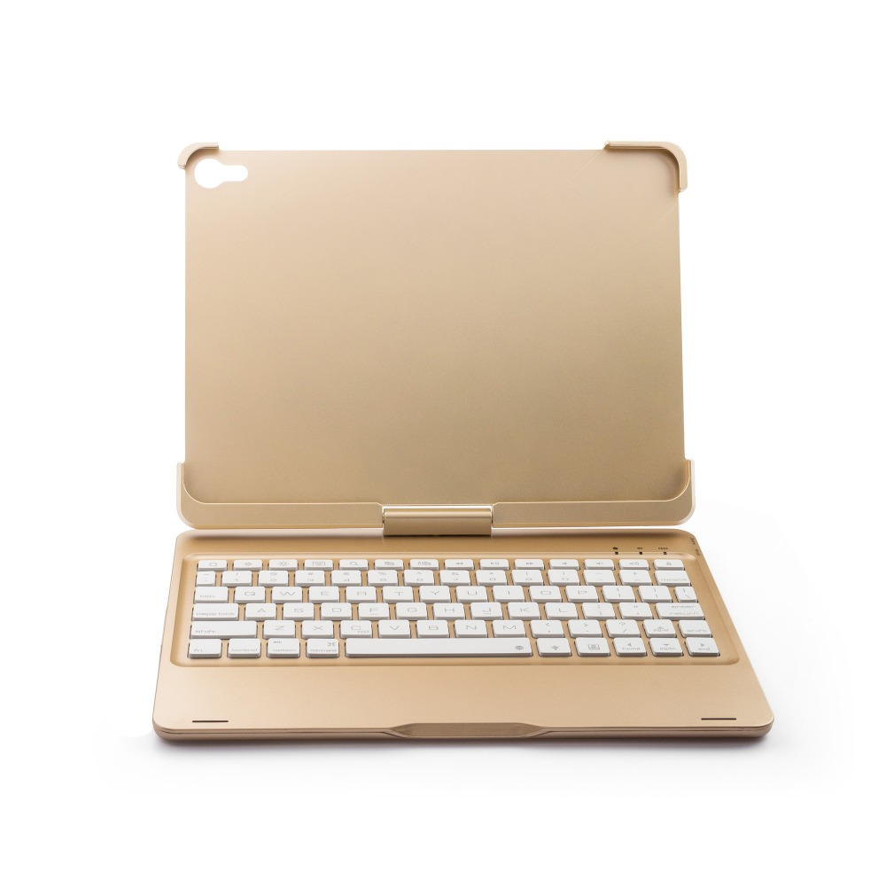 ipad pro11寸ABS旋转带背光蓝牙键盘F360B  (11)