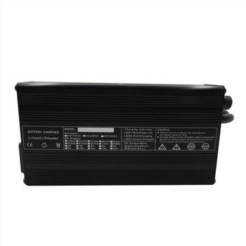 360W 48 V 6A ładowarka litowa 54 6V 6A akumulator litowo-jonowy do ładowania Ebike dla 48 V 20AH 30AH 40AH 13S E-ładowarka akumulatora do skutera 110V 220V tanie i dobre opinie BAYADOU CN (pochodzenie) Elektryczne Rohs Standardowa bateria 100-120V 220-240V US EU UK AU Plug we can offer 180*90*63mm