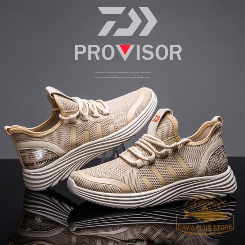 2020 New Daiwa Outdoor Shoes Non-slip Fishing Shoes Breathable Shoes Running Shoes Climbing Shoes Casual Shoes Autumn Shoes Men