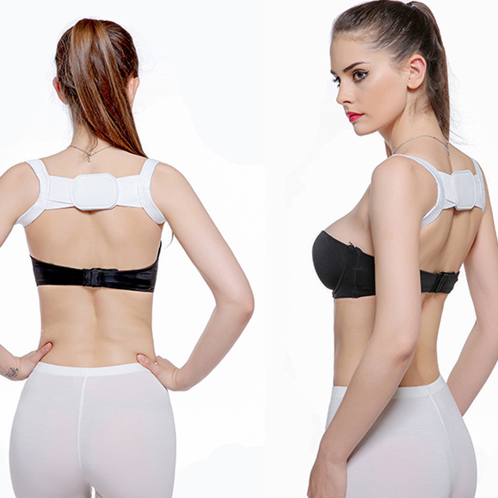 Female Posture Corrector Device Comfortable Back Support Braces Shoulders Chest Belt Female Supplies Suministros Femeninos#11