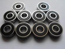 10PCS 6X16X5mm 696A 2RS 6X16X5 ABEC3 Modelo rolamento rolamento Do Motor