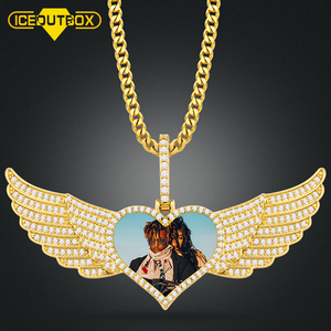 ICEOUTBOX Personality Angel Wing Custom