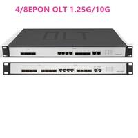 4/8 epon olt 4/8 pon porto olt gepon 4 sfp software aberto 1.25g/10g sc web gestão software aberto 4pon sfp px20 + px20 + + px20 + + + Adaptadores de rede Powerline    -