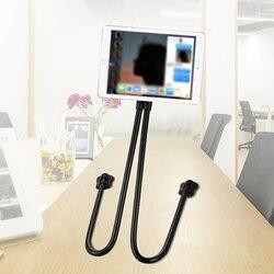 360 Klip Ponsel Ponsel Lengan Panjang Malas Dudukan Klip Bed Desktop Bracket Dudukan Ponsel Dudukan Telepon