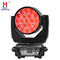 LED 19X15W zoom moving head light RGBW Wash Effcect Light dmx512 stage Dj equipment|Stage Lighting Effect| |  -