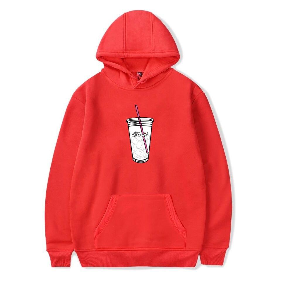 Charli Damelio Merch Print Ice Coffee Splatter Hoodie Women Men Sweatshirt Harajuku Hoodies Long Sleeve Tracksuit Pullover Womam 17