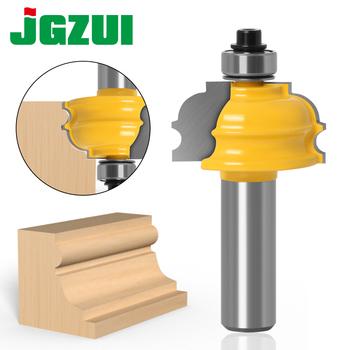 1PC architektoniczny frez do formowania-1 2 #8222 Shank 12mm shank Line nóż frez do drewna czop frez do obróbki drewna narzędzia tanie i dobre opinie JGZUI Rohs CN (pochodzenie) LINK Wolframu stopu kobaltu
