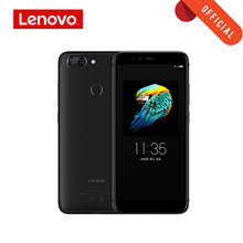 Global Version Lenovo Smartphone S5 4GB+64GB Mobile phone 1080x2160 5.7 Inch Snapdragon 625 Octa Core 4G LTE Cellphone(China)