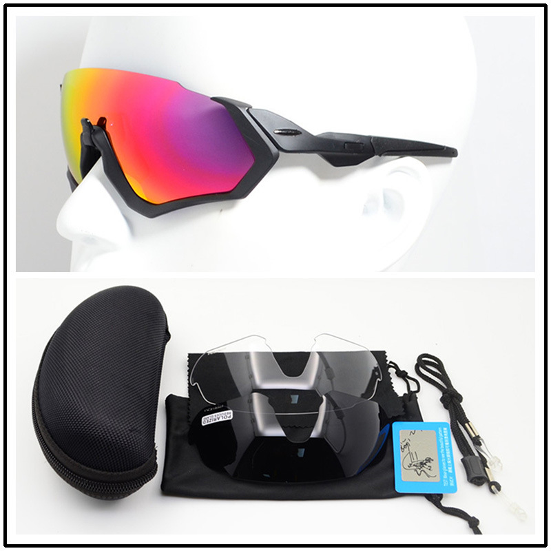 Men Women Sport Cycling Bike Eyewear Bicycle Sun Glasses Oculos Polarized Ciclismo Motorcycle Fishing Sunglasses For Cycling