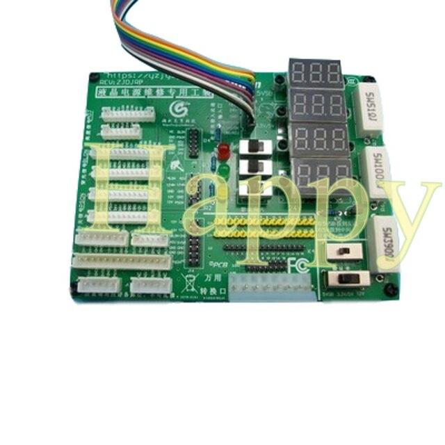 תצוגה דיגיטלית שליטה של כלים מיוחדים עבור תחזוקה כוח אספקת של רב תכליתי LCD לוח חשמל הטלוויזיה בדיקות כלי