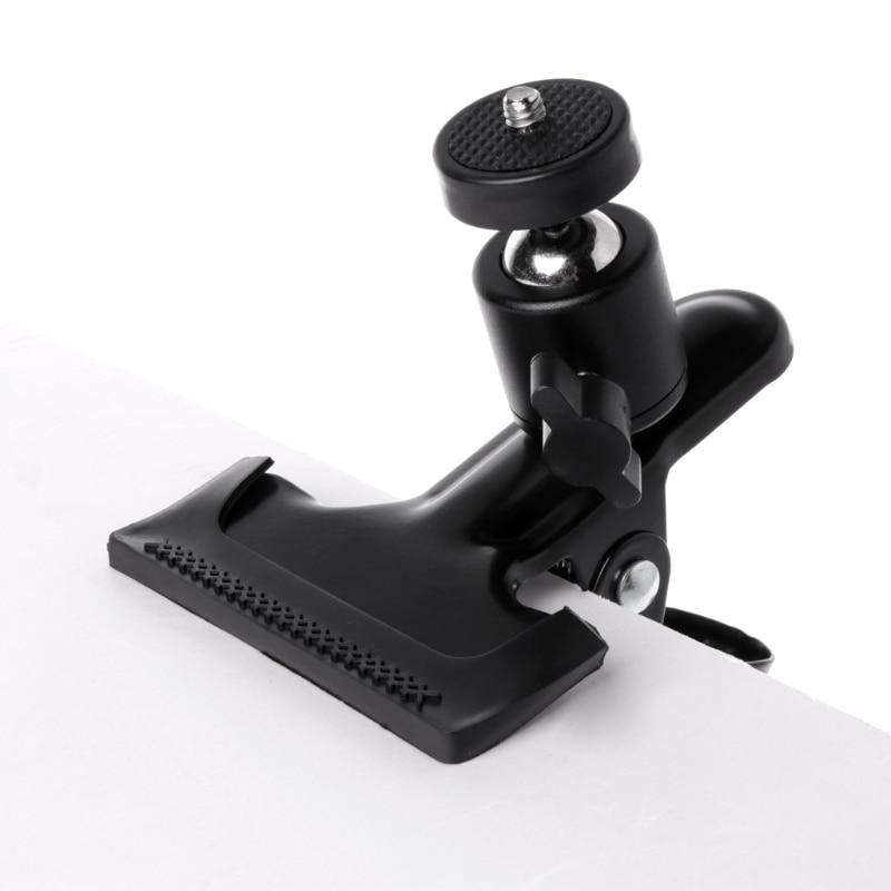 Laser Ebene Multifunktionale Clamp Halterung Mächtige Klammer Stativ Kopf Klemme Werkzeug