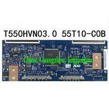 Original T550HVN03.0 55T10-C0B logic board 55 inch AU test good quality guarantee 120 days цена 2017