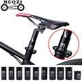 MUQZI крепление на сиденье для горного велосипеда дорожный велосипед трубка Подседельный штырь редуктор рукава адаптер регулировка диаметра...