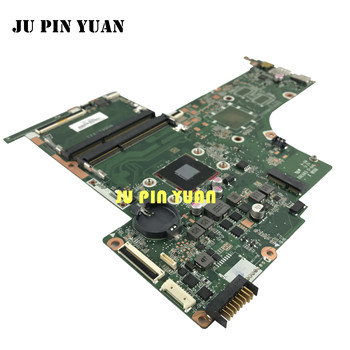 For HP Pavilion Notebook 15-ab series motherboard 809335-601 DA0X22MB6D0 X22 809335-501 809335-001 with A4-6210
