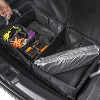1PCS Oxford Folding Bag For The Rear Trunk Of The Car Organizer Box Large Capacity Bag For The Tesla Model 3 Cleaning Accessory