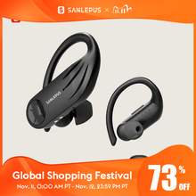 Sanlepus B1 Tws Draadloze Hoofdtelefoon Bluetooth Koptelefoon Stereo Oordopjes Sport Workout Headset Voor Xiaomi Huawei Android Apple