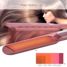 Professional Titanium Hair Straightener