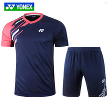 2020New Genuine YONEX Yonex yy badminton clothing men and women quick-drying sports suit jersey 210170