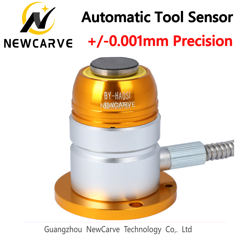 Automatic Tool Sensor High Precision Z Axis Tool Setting Auto-Check Instrument Setting GaugeFor CNC Engraving Machine NEWCARVE