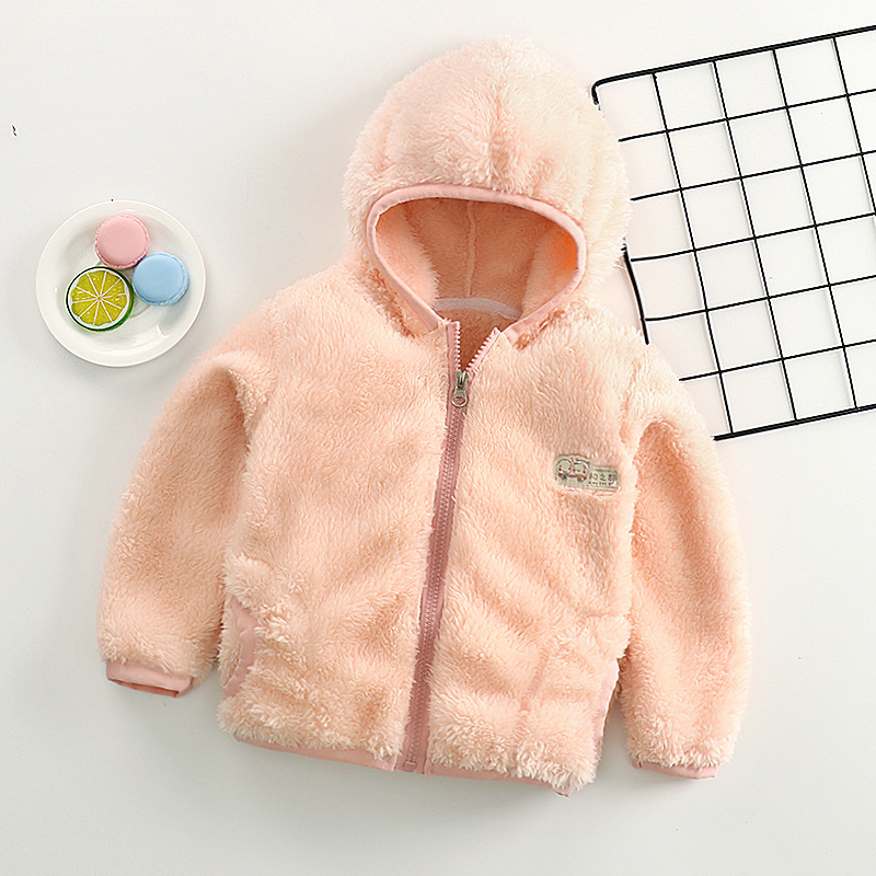 Baby Girls Jacket 2019 Autumn Winter Jacket For Girls Coat Kids Warm Hooded Outerwear Children Clothes Infant Girls Coat