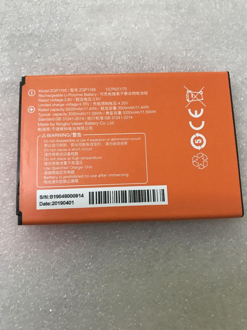 GeLar Оригинал 3,8 V 3000mAh 11.4Wh Замена батареи ZOP1168