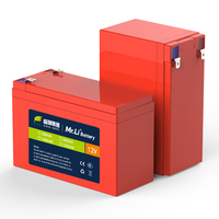 Mr.Li 12V Lithium Ion Rechargeable Battery Pack 12V 7A 9AH 12AH 15AH 18650 Battery Pack For Lawn Mower