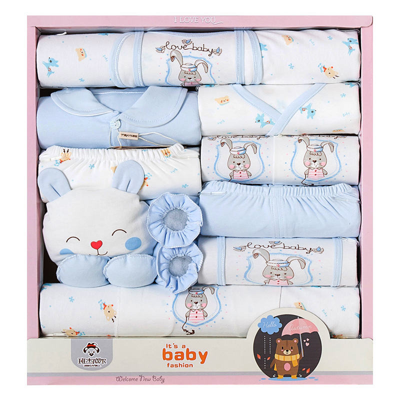 2018 New Style Clothes For Babies Summer Newborn Baby BABY'S FIRST Month Pure Cotton Can Open Files Underwear Suit Maternal And