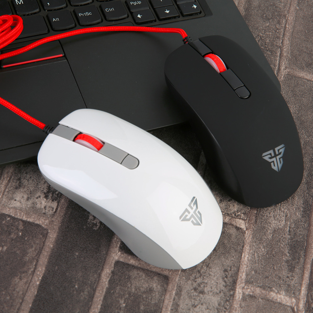 ESTONE G10 2400DPI LED Optical USB Wired game Gaming Mouse gamer For PC computer Laptop title=