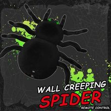 Remote Control Spider Scary Wolf Robot Realistic Novelty Toys Halloween  Gifts 634F
