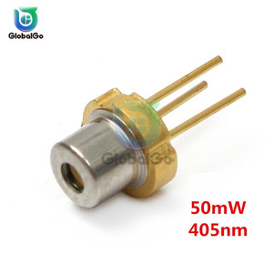 Image 1 - SLD3232VF 405nm 50mW D5.6mm Laser Diode for Signal Equipment Laser Test Tool