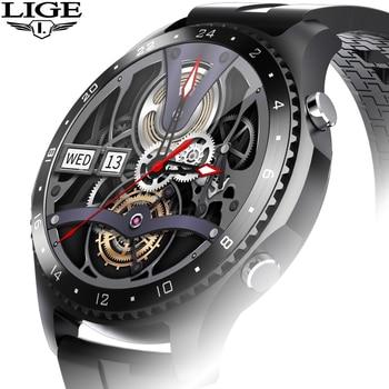 LIGE IP67 Sports Smart Watch