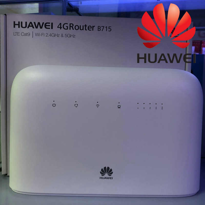 Huawei B715s-23c 4G LTE Cat9 Router inalámbrico 4G Gateway wifi