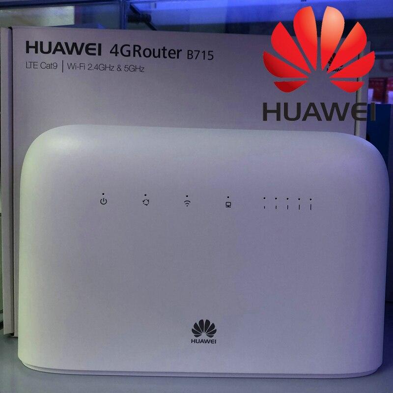 Huawei B715s-23c 4G LTE Cat9 Wireless Router  4G WiFi Gateway