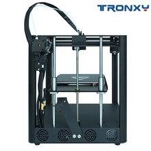 Tronxy D01 3D Drucker kit DIY Core XY Industrielle Linearführungsschiene 3D Maschine 3D Drucker Facesheild 2020 Neueste