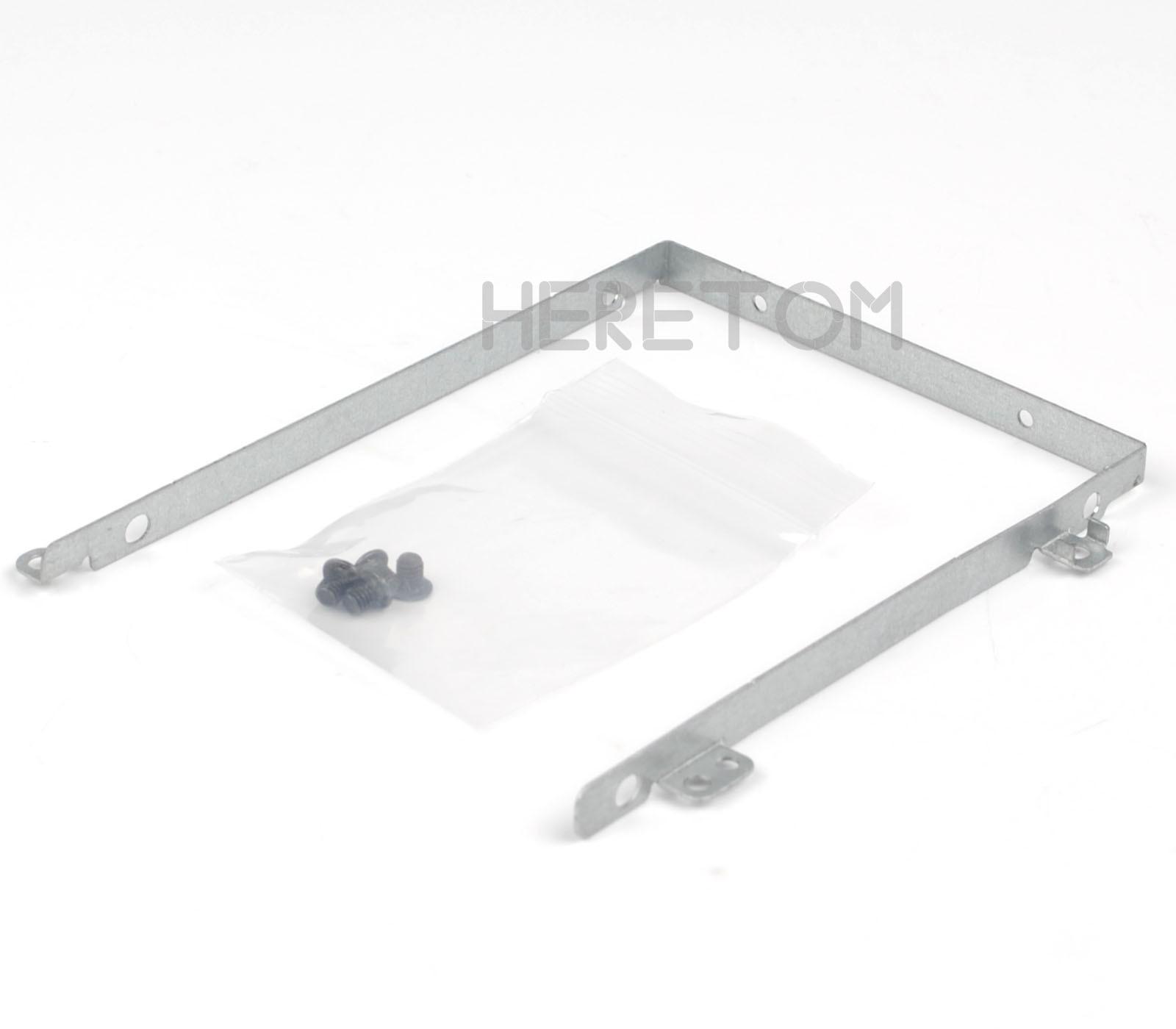 Heretom Hard Drive/Disk HDD Bracket Caddy 21YWY For DELL M3800 XPS15 L522X 9530 021YWY  W/screws