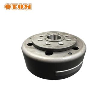 OTOM-Rotor magnético para motocicleta, pieza NC250 NC450, cabezal de cilindro magnético para...
