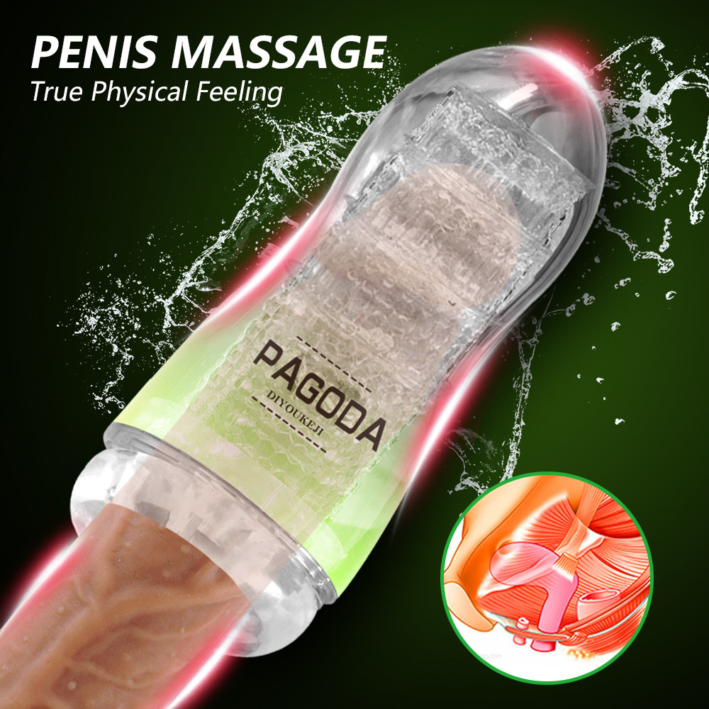 Male Masturbator Cup Soft Pussy <font><b>Sex</b></font> <font><b>Toys</b></font> <font><b>Transparent</b></font> Vagina <font><b>Adult</b></font> Endurance Exercise <font><b>Sex</b></font> Products Vacuum Pocket Cup <font><b>for</b></font> <font><b>Men</b></font> image