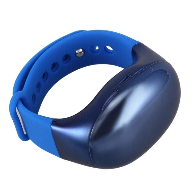 HM50 Wrist TWS Graphene Earphone Bluetooth 5.0 Wireless Stereo In-Ear Headset Portable Binaural Handsfree