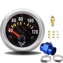 Sensor Water-Temperature-Gauge Hose-Adapter 40-120celsius 30mm 32mm 36mm 34mm 28mm Joint-Pipe