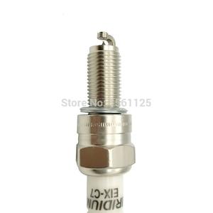 Image 5 - 1PC VORTEX IRIDIUM patent motor spark plug EIX C7 for CR7E C7E CR7EIX CR7EGP IU22 U22ESRN 94703 00353 G59C CR7EK CR7EGP B7RIU