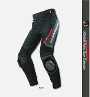KOMINE PK717 Motorcycle Leather Pants Locomotive Mountain Bicycle Riding Trousers