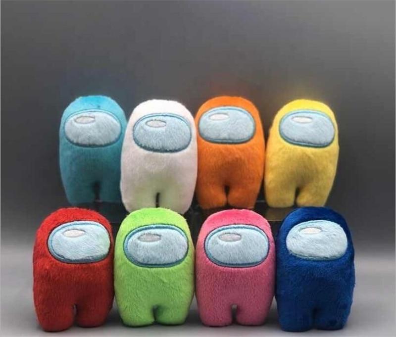 Among Us Plush Toys Animal Among Us Game Stuffed Doll Kawaii Figure Peluche Brinquedos Christmas Gift|Movies & TV|   - AliExpress