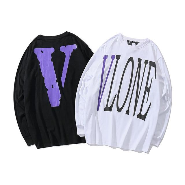 VLONE Man Cotton Sweatshirts Hoodie 1