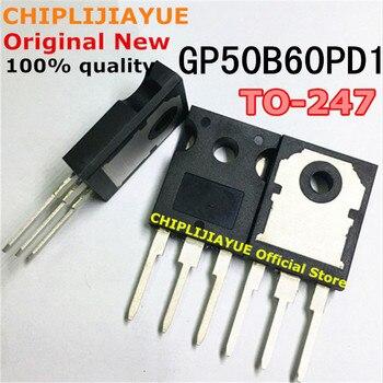 5PCS GP50B60PD1 TO247 IRGP50B60PD1 GP50B60PD כדי-247 חדש מקורי IC ערכת שבבים