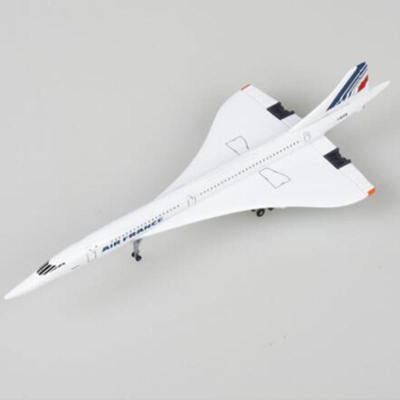 15CM 1:400 Concorde Air France 1976-2003 modèle d'avion en alliage à collectionner jouet avion modèle Collection enfants enfants
