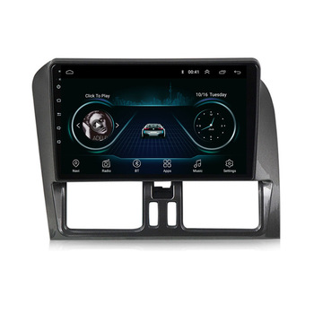 4G LTE Android 10.1 For Volvo XC60 2009 2010 2011 2012  Multimedia Stereo Car DVD Player Navigation GPS Radio