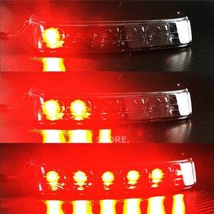 Image 5 - Alforja para equipaje, señal de giro, luz intermitente que fluye, freno trasero, lámpara intermitente de peligro para Harley Touring