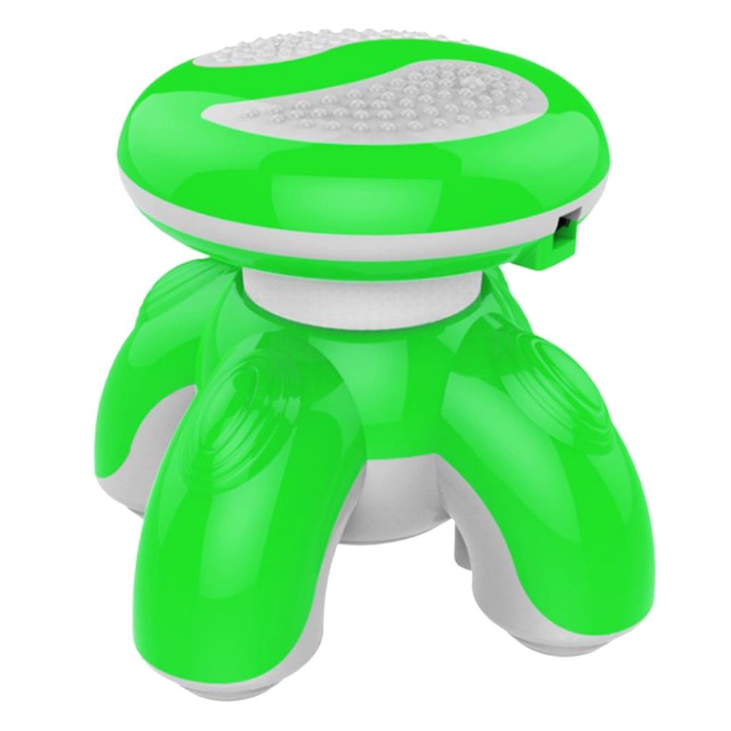 Electric Body Massager Head Neck Back Hand Shoulder Massage Tool for Soreness Stiffness Fatigue Stress Relief Massage Machine